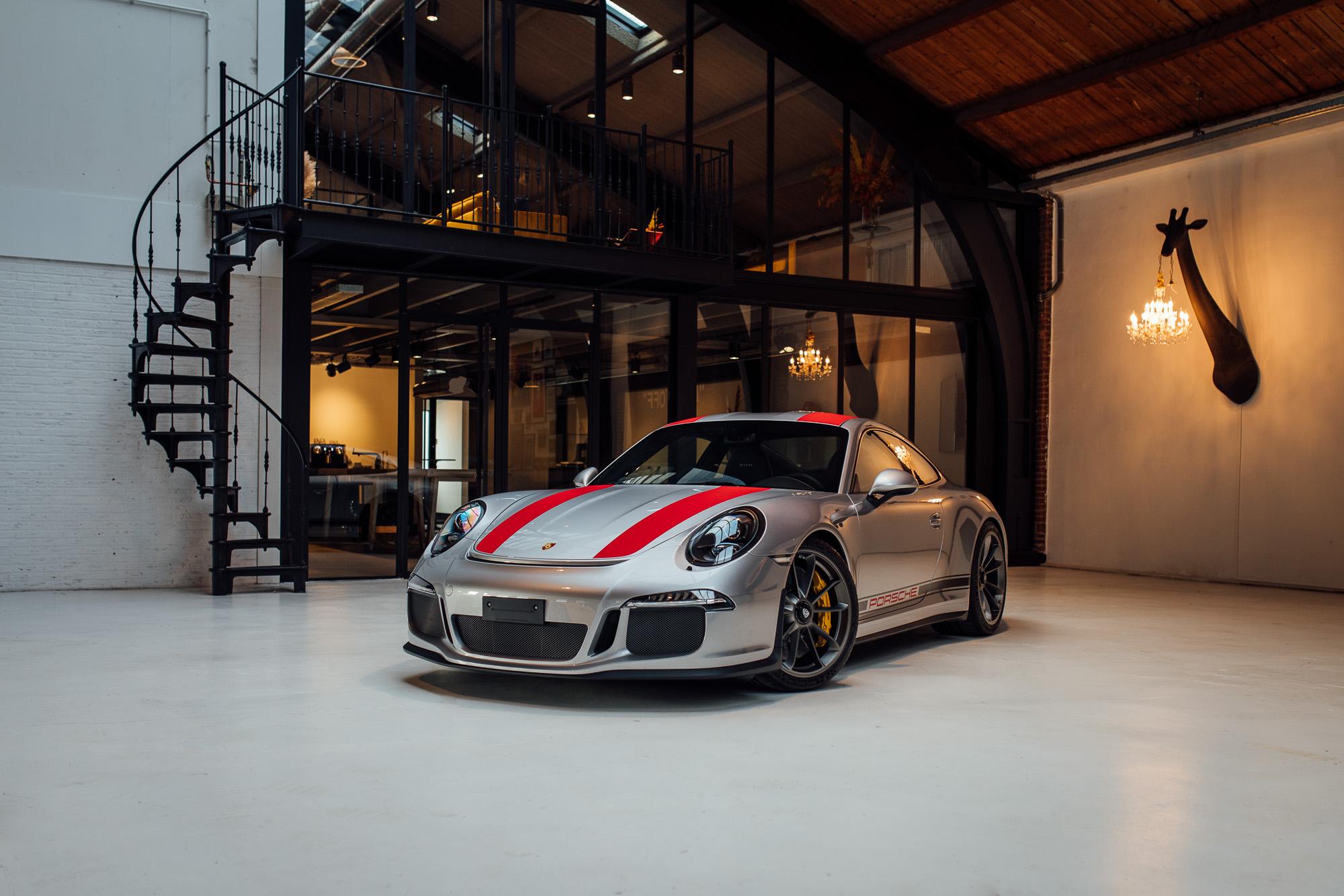 Porsche 911R (Delivery Mileage)