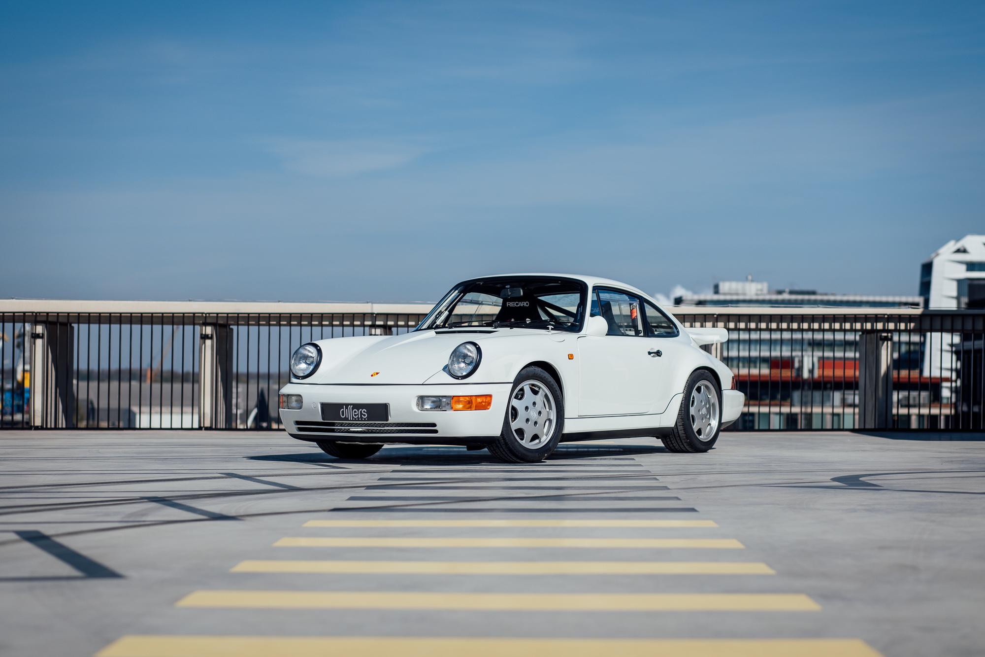 Porsche 964 Leichtbau